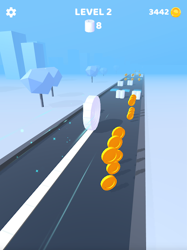 Paper Line - Toilet paper game  screenshots 7