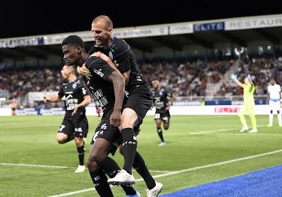 Officiel : Charleroi prête Chris Bédia à Sochaux