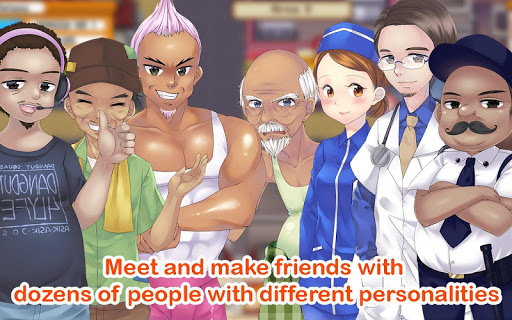 Citampi Stories: Offline Love and Life Sim RPG 1.68.8r screenshots 5