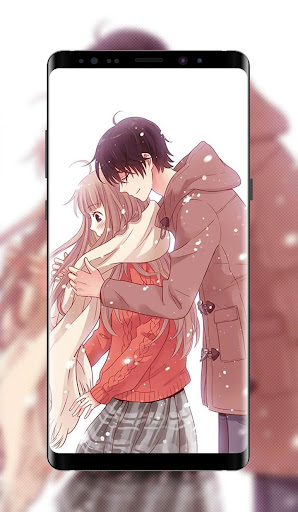 Anime Couple Wallpaper 1.0 screenshots 6