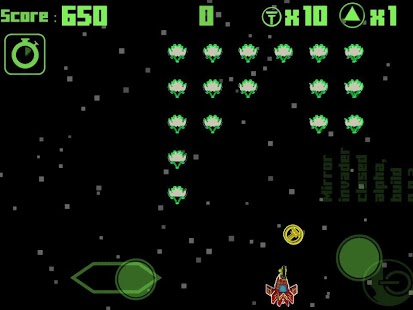 Mirror Invaders- miniatura screenshot