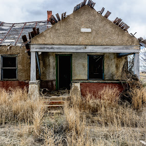 by Jeremy Elliott - Buildings & Architecture Decaying & Abandoned