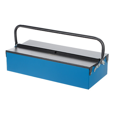 Ящик металлический для инструментов Fumasi