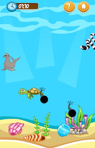 Game Anak Edukasi Hewan Laut 2.0.0 screenshots 8