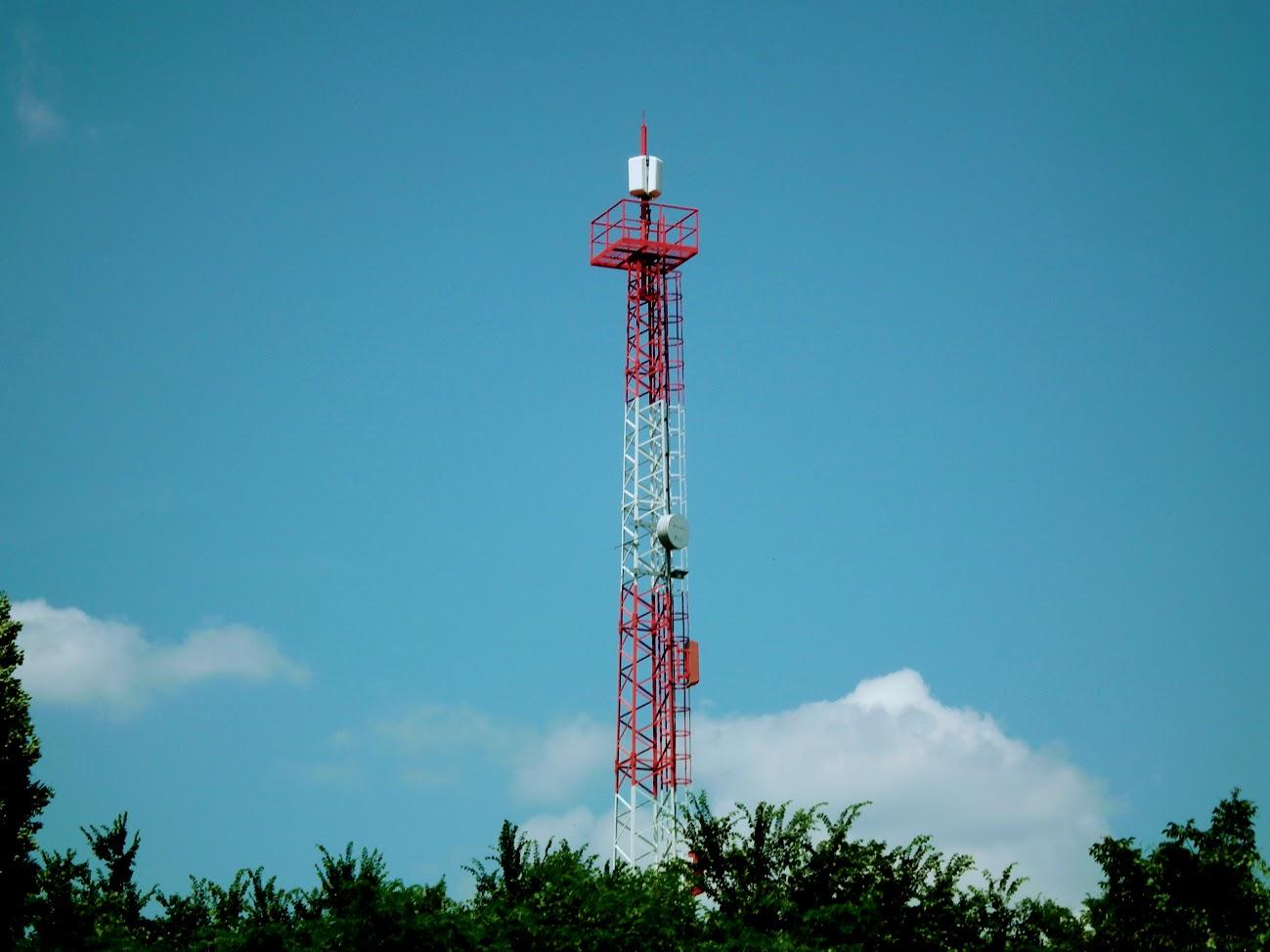 Bükkösd/Helesfa - DVB-T relaéadó állomás