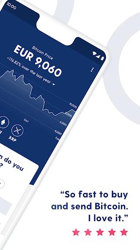 Luno u2014 Bitcoin & Ethereum wallet and exchange 6.18.0 Screenshots 2