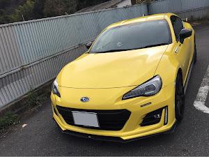 BRZ  GT yellow editionのカスタム事例画像 BH Riderさんの2018年12月16日12:33の投稿