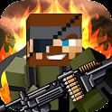 Survival Gun 3D - Block Wars icon
