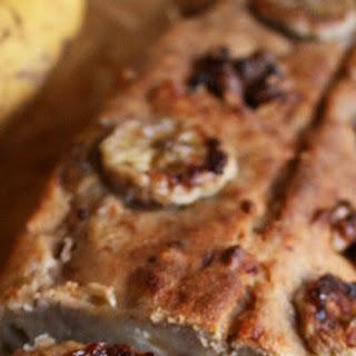 The Best Banana Bread (vegan).