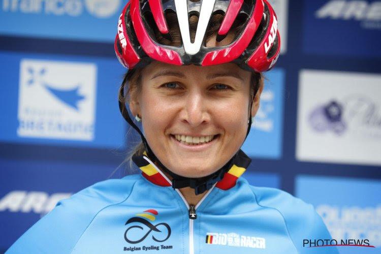 Verdienstelijke Belgische: ereplaats voor Sofie de Vuyst in het Hageland, winst voor Europees kampioene