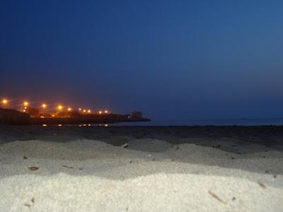 Notte tra mare e civiltà di Daniele Morelli