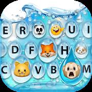Water Bubble Keyboard Animoji App 3.0 Icon