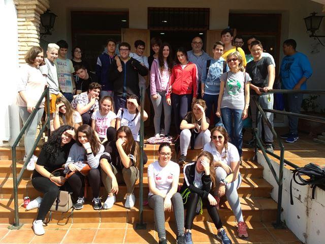 Visita a Los Villares
