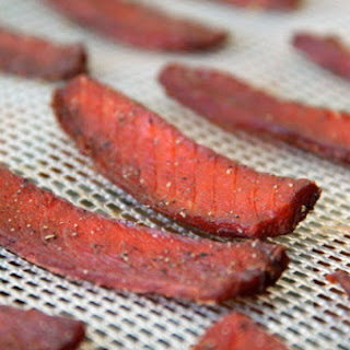 Salmon Jerky Recipe