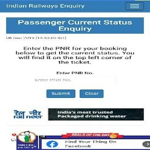 IRCTC  PNR Status Latest Varsion Apk Download For Android 5