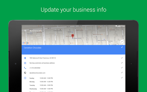Google My Business  screenshots 7