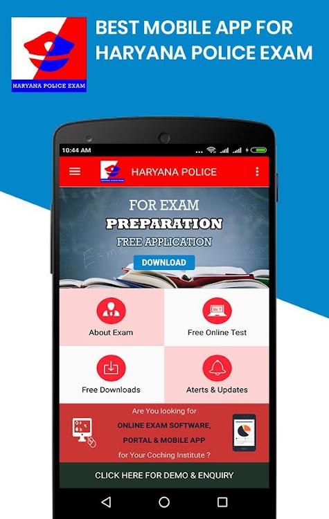 Haryana State Police Exams - Free Online Mock Test