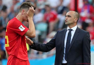 La réaction de Roberto Martinez après la victoire contre le Panama