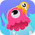 Jelly Jump: Kawaii Colors