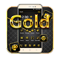 Deluxe Business Black Gold Theme icon