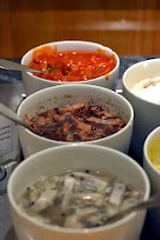 Photo: Breakfast fish selections