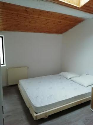 Location appartement meublé 3 pièces 44,35 m2