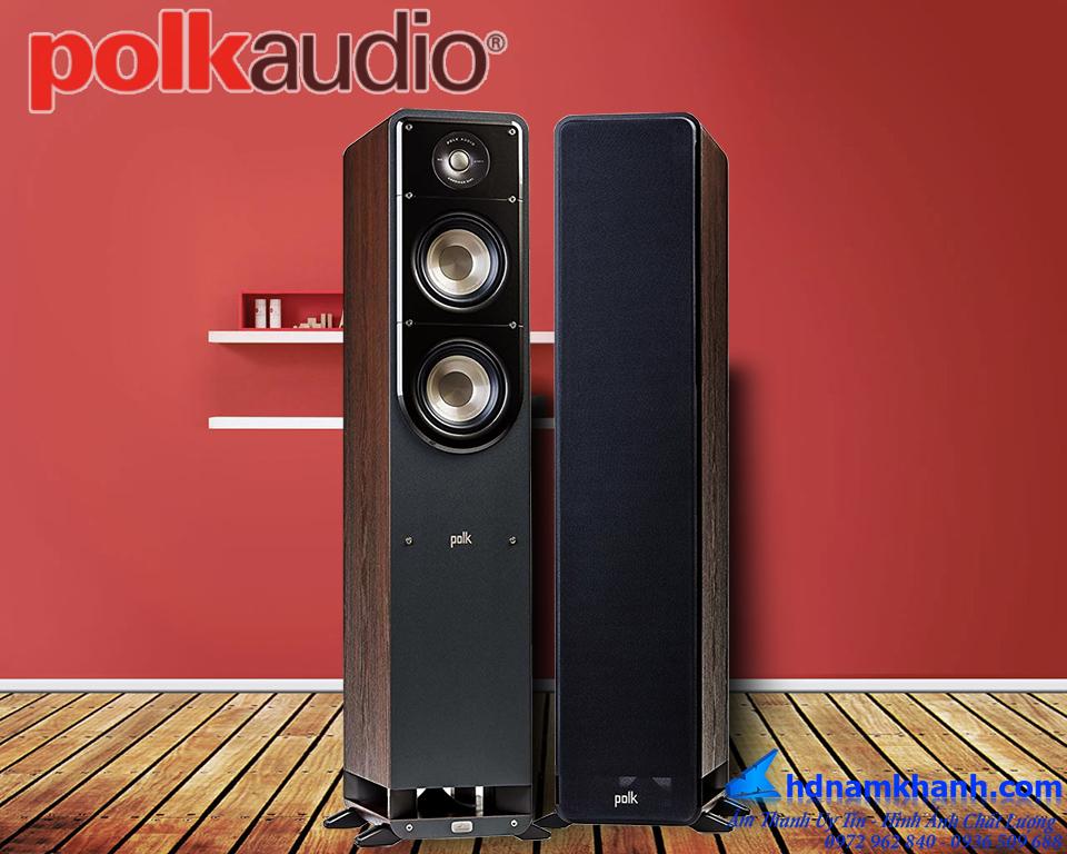 Bộ Amply DenonX1600H + Bộ 5.1 Loa PolkS50 xem phim nghe nhạc tuyệt vời - 3