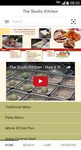 The Studio Kitchen - náhled