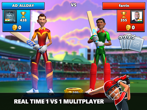 Stick Cricket Live 2020 - Play 1v1 Cricket Games 1.6.8 screenshots 10