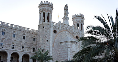 Photo: Notre Dame de Jerusalem