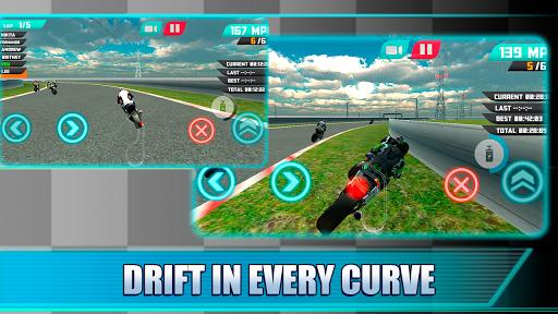 Free motorcycle game - GP 2018 1.2 screenshots 5
