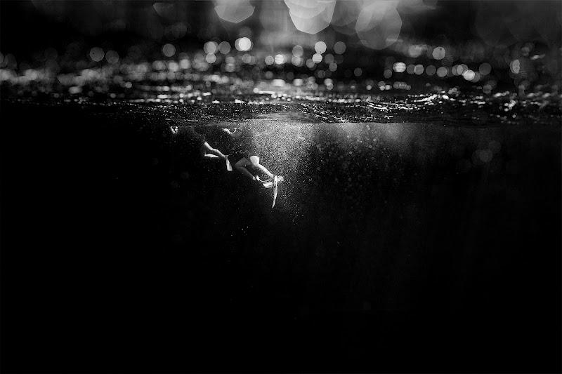 Nel buio di Laura Benvenuti