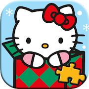 Hello Kitty Christmas Puzzles