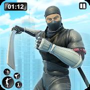 Superhero Iron Ninja - Ninja Street Fighter Game