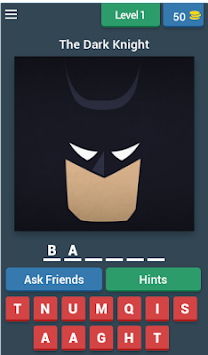 Name That Superhero - Free Trivia Game apk screenshot