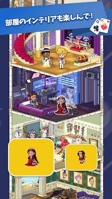 テーマソリティア:カードゲームもしてタワーも飾り!のおすすめ画像2