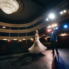 Wedding photographer Aleksey Kitov (AKitov). Photo of 06.09.2017