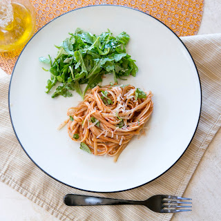 Hearty Spaghetti with Ground Sausage