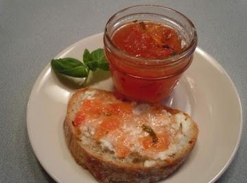 Tomato-basil Jam Recipe