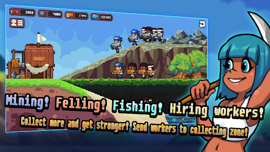 Mod Game Island Survival Story for Android