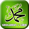 Sholawat Nabi Lengkap Mp3 Lirik Offline icon