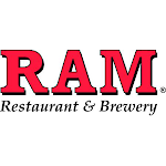 Logo for Ram Restaurant & Brewery