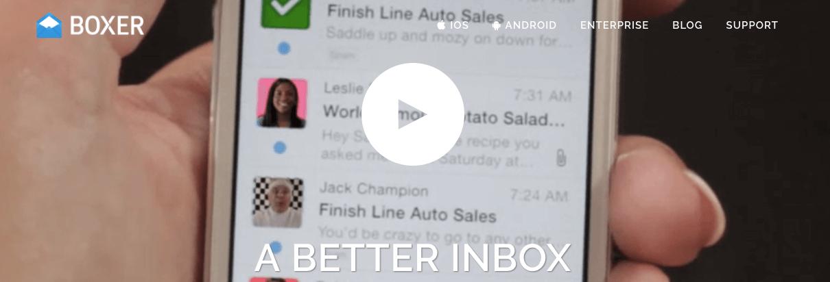 Boxer - Better Inbox for HR