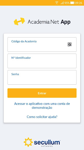 Academia.Net screenshot 1
