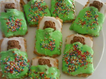 Baby Shower Or Christmas Cookies Recipe