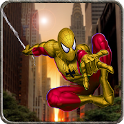 Real Spider Hero Rescue: Mutant Battle