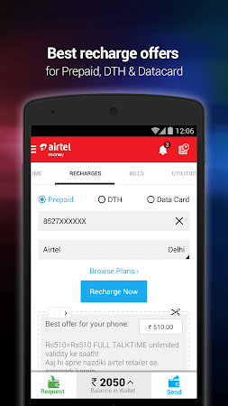 Airtel Money - Recharge & Pay 3.0.0.16 screenshot 242136