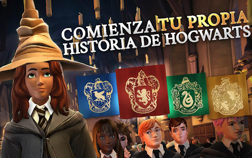 Harry Potter: Hogwarts Mystery (Unreleased) Mod