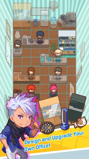 OH~! My Office - Boss Simulation Game 1.4.5 Mod screenshots 2