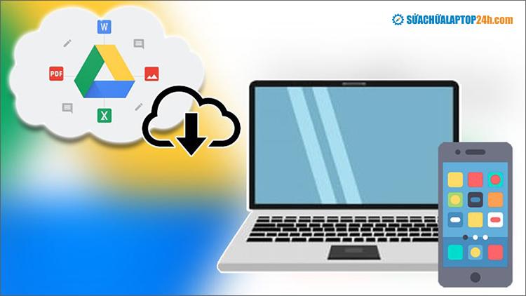 Google Drive là ứng dụng phổ biến giúp chuyển đổi ảnh